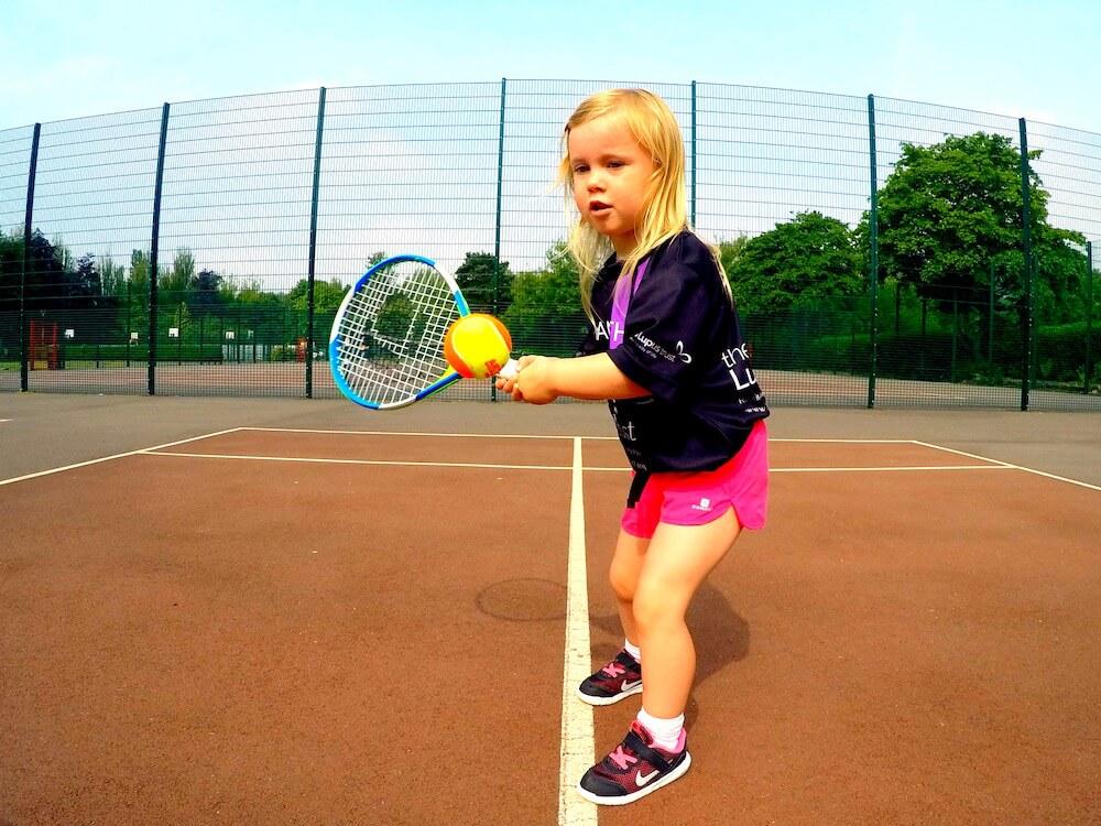 Xanthe Hibbs Tennis