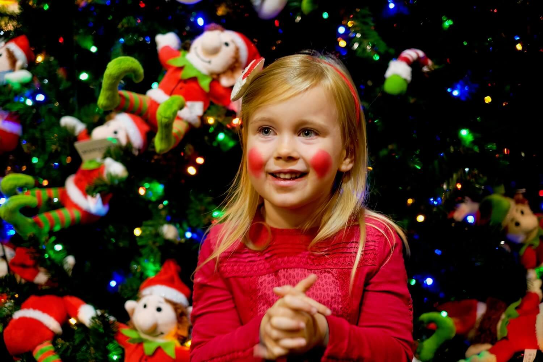 Xanthe Christmas Spirit