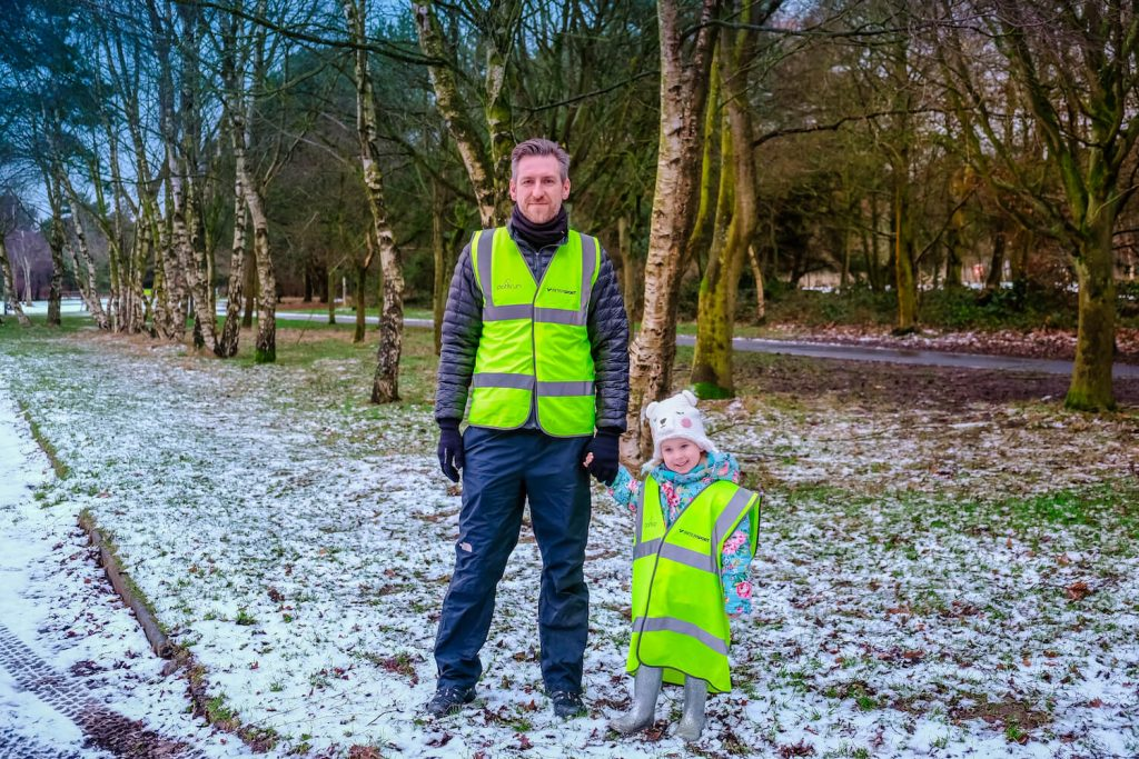 parkrun Volunteer 2 - View From A Daddy Blog